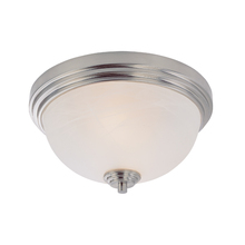 Z-Lite 314F2-BN - 2 Light Flush Mount