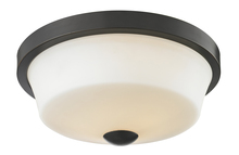 Z-Lite 411F2 - 2 Light Flush Mount