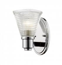Z-Lite 449-1S-CH - 1 Light Wall Sconce