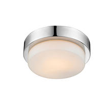Golden 1270-09 CH - Flush Mount