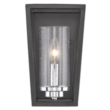 Golden 4309-WSC BLK-SD - 1 Light Wall Sconce