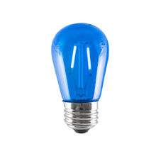 Bulbrite 776564 - LED2S14/BLU/FIL