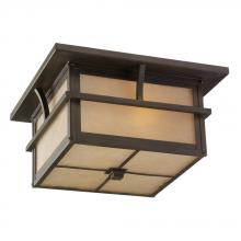 Generation Lighting - Seagull 78880-51 - Two Light Outdoor Ceiling Flush Mount