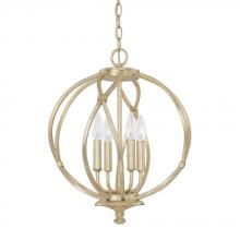 Capital 4723WG - 4 Light Pendant