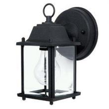 Capital 9850RU - One Light Rust Wall Lantern