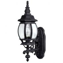 Capital 9867BK - 1 Light Outdoor Wall Lantern