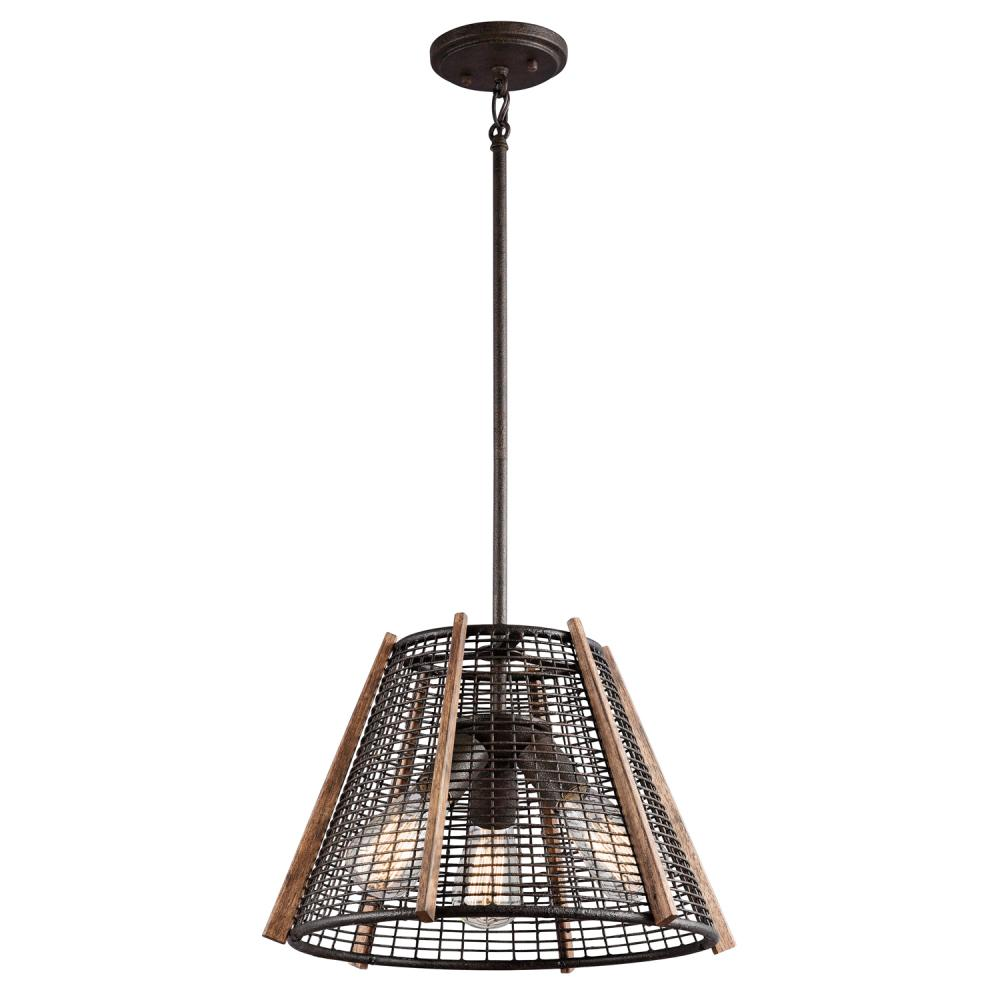 Pendant/Semi Flush 3Lt